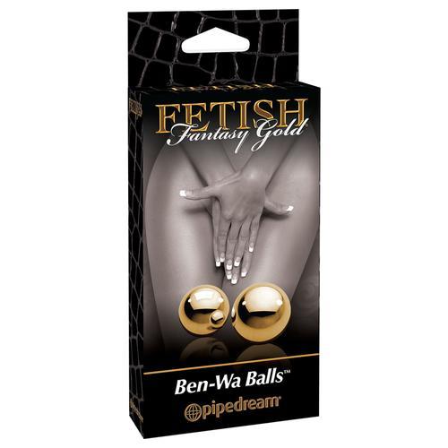 FF Gold - Ben Wa Balls