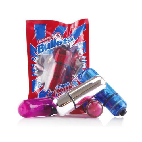 Screaming O Bullet Asst. Colors