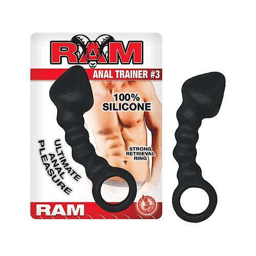 Ram Anal Trainer #3 (Black)