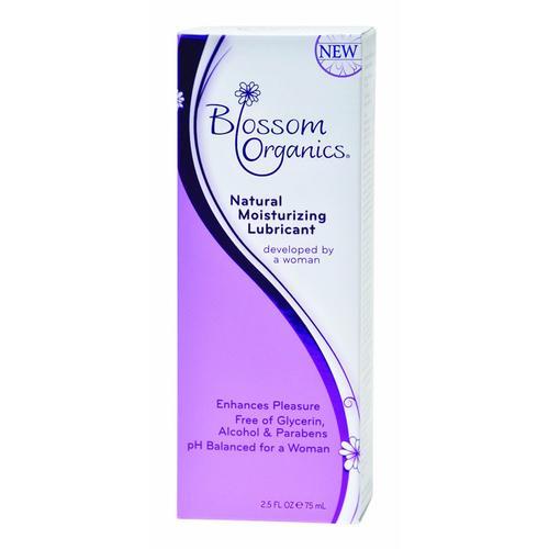 Blossom Organics Natural Lubricant 2.5oz
