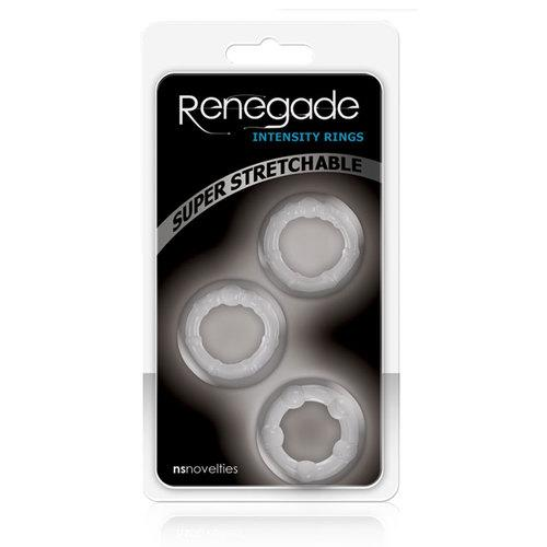 Renegade Intensity Rings Set of 3