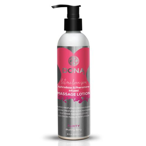 DONA Massage Lotion Flirty 8 fl oz