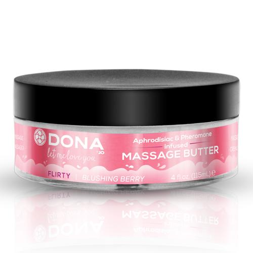 DONA Massage Butter Flirty 4oz