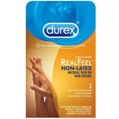 Durex Avanti Bare Real Feel NonLatex (3)