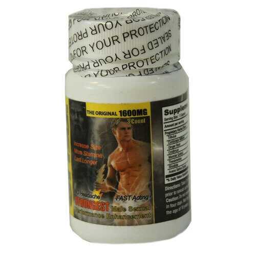 Zeus Plus Male Supplement Bottle (3)