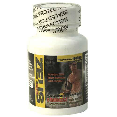 Zeus Plus Male Supplement Bottle (12)