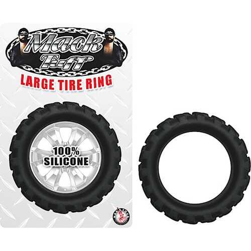 Mack Tuff Large Tire Ring (Black)