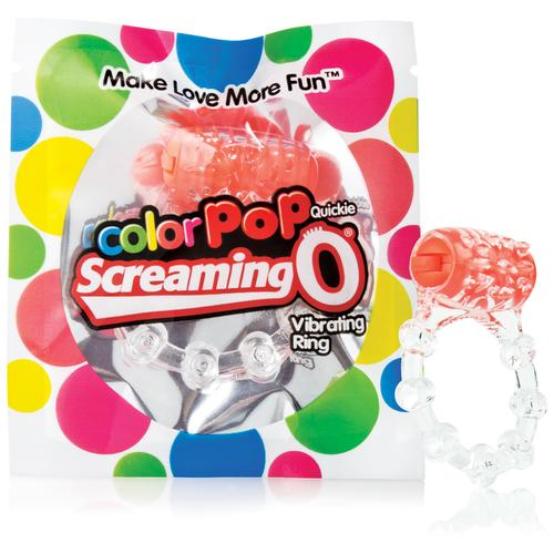 Screaming O Color Pop Quickie Orange