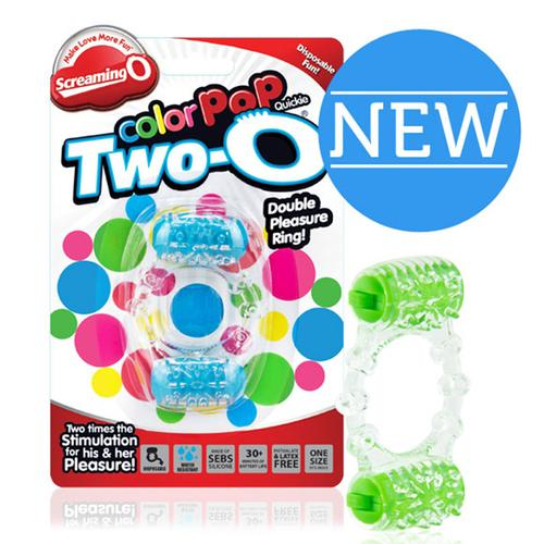 Screaming O Two-O Color Pop Asst (Bx/12)