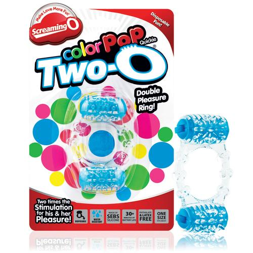 Screaming O Two-O Color Pop Blue