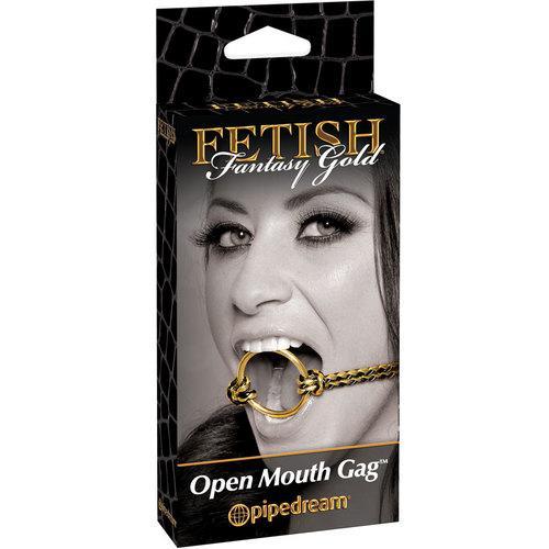FF Gold - Open Mouth Gag