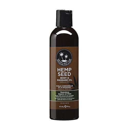 EB: Massage Oil Guavalava 8oz