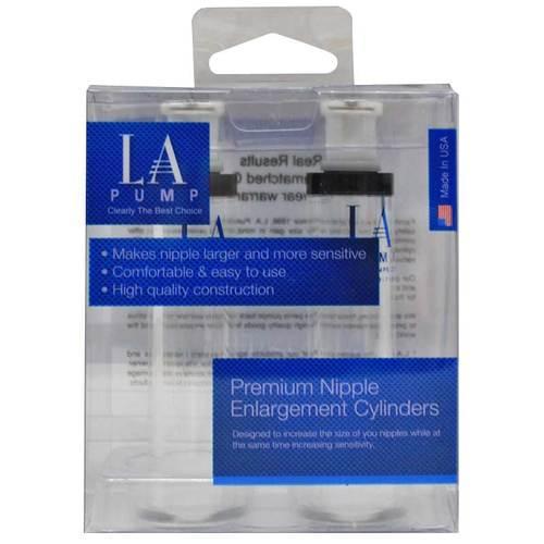 LA Pump Nipple Cylinders 0.75in