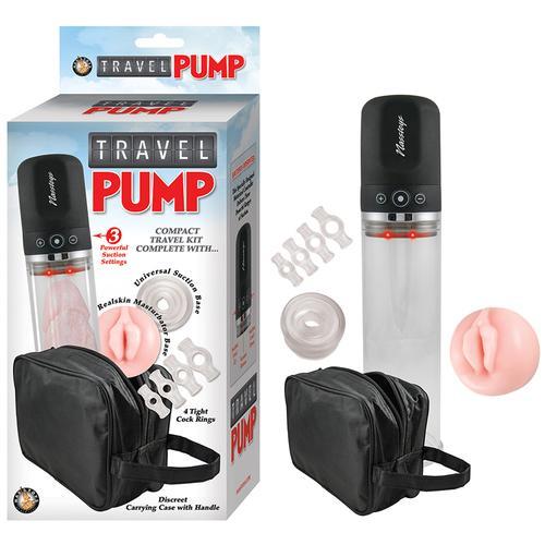 Travel Pump Kit (Clear)