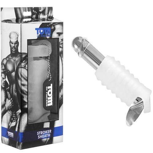 ToF Stroker Sheath (Frosted Clear)