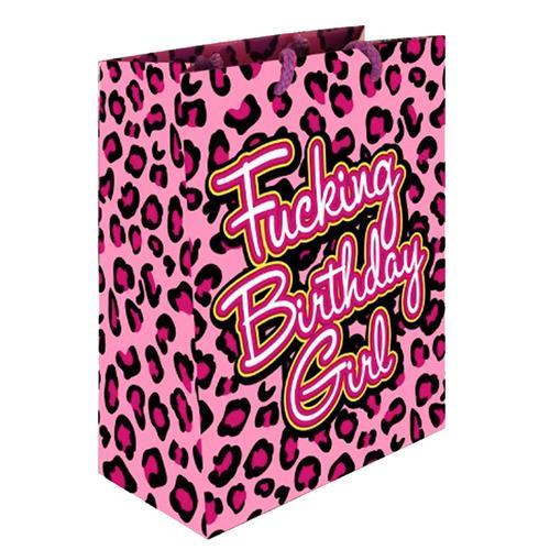 Fucking Birthday Girl Gift Bag