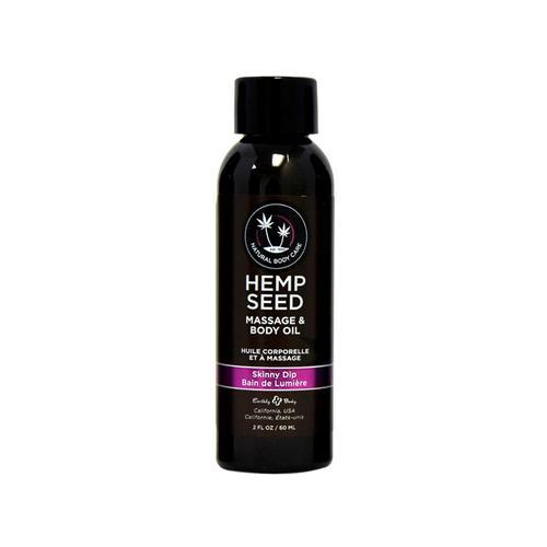 EB Massage Oil Skinny Dip 2oz