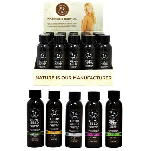 EB Massage Oil DP #1 (25pc) 5ea of 5