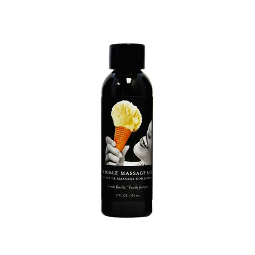 EB Edible Massage Oil Vanilla 2oz