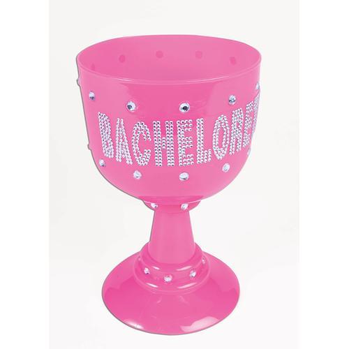 Bachelorette Goblet Pink