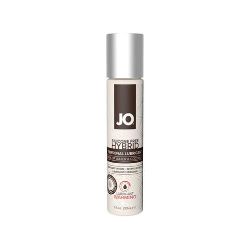 JO Hybrid w/Coconut Warming 1oz