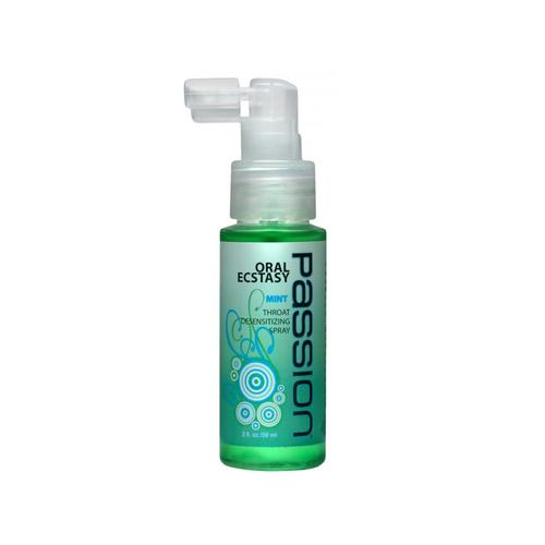 Passion Deep Throat Oral Ecstasy Spray