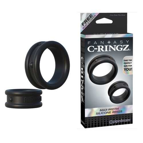 FCR - Max-Width Silicone Rings