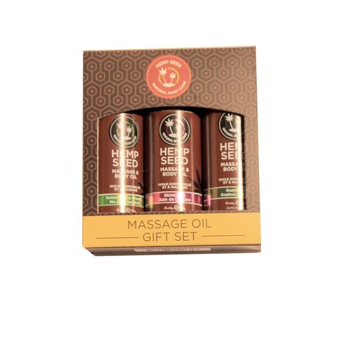 EB Fragrance Gift Set (3 2oz Mass Oils)