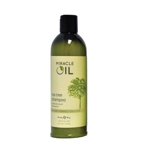 EB Miracle Oil Tea Tree Shampoo 16oz