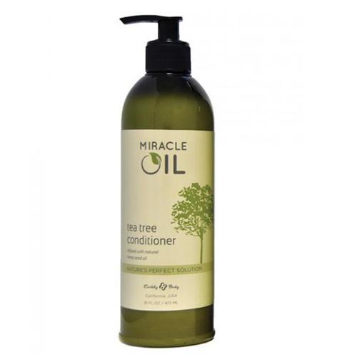 EB Miracle Oil Tea Tree Conditioner 16oz