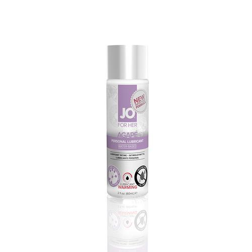 JO Agape Warming Lubricant 2 fl oz