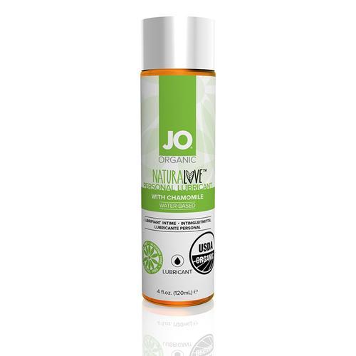 JO USDA Organic Lube Original 4 fl oz