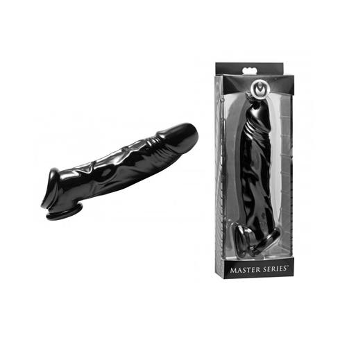 Masters Fuk Tool Penis Sheath &Stretcher