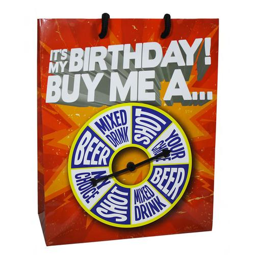 GB It's My Birthday Buy Me A Shot