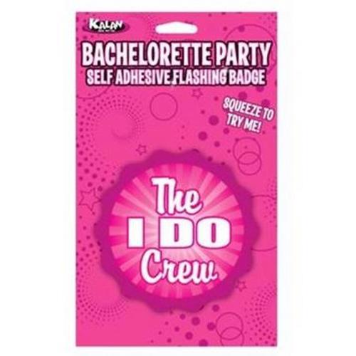 The I Do Crew Bachelorette Flash Bdge