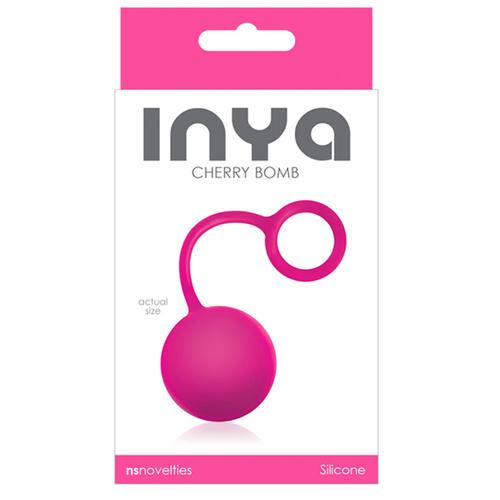 INYA Cherry Bomb Silicone Pink