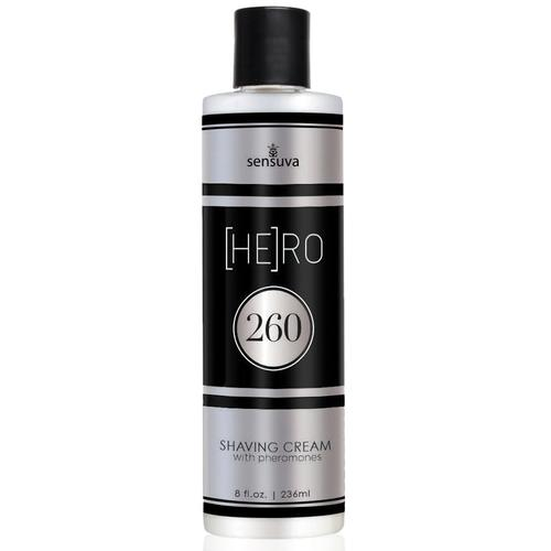 He(RO) Male Shave Cream 8oz.