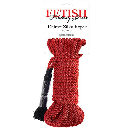 FF Deluxe Silk Rope - Red