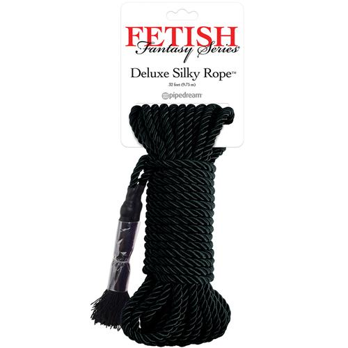 FF Deluxe Silk Rope - Black