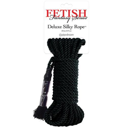 FF Deluxe Silk Rope - Black