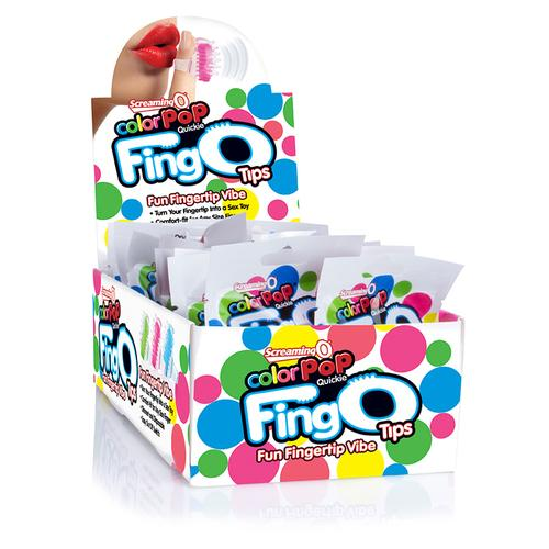 Screaming O ColorPop FingO Tip (18/DP)