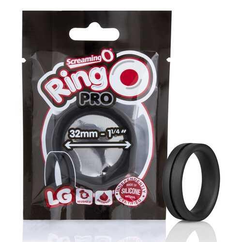 Screaming O RingO Pro Lg Black