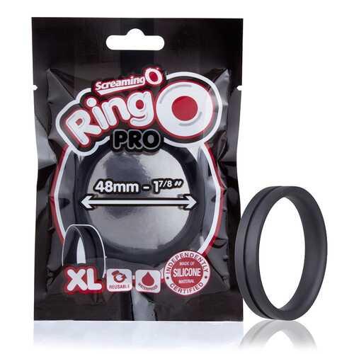 Screaming O RingO Pro XL Black