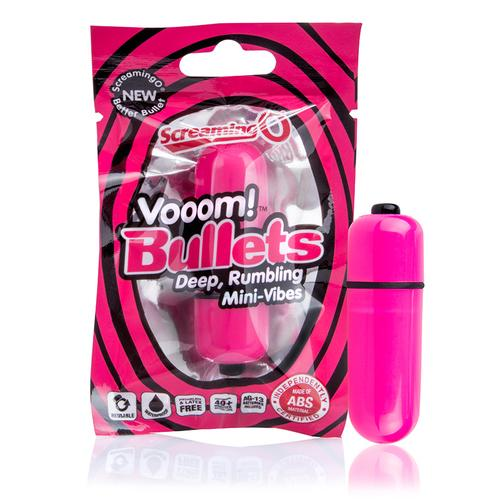 Screaming O Vooom Bullets Pink