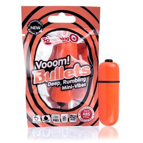 Screaming O Vooom Bullets Orange