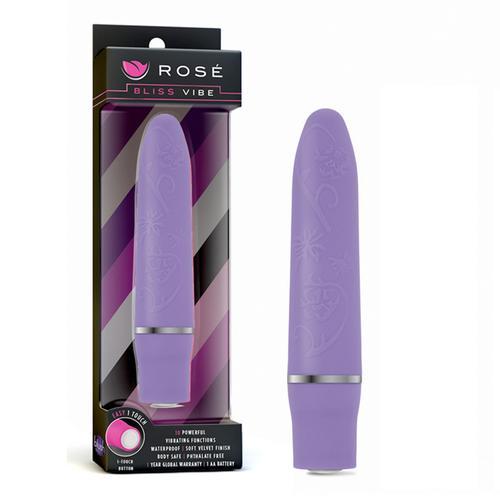 Rose - Bliss Vibe - Purple