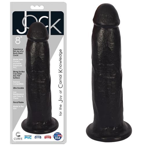 Jock Dong 8in. (Midnight)