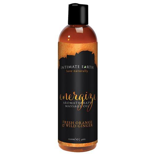 IE Energize Massage Oil 120ml.