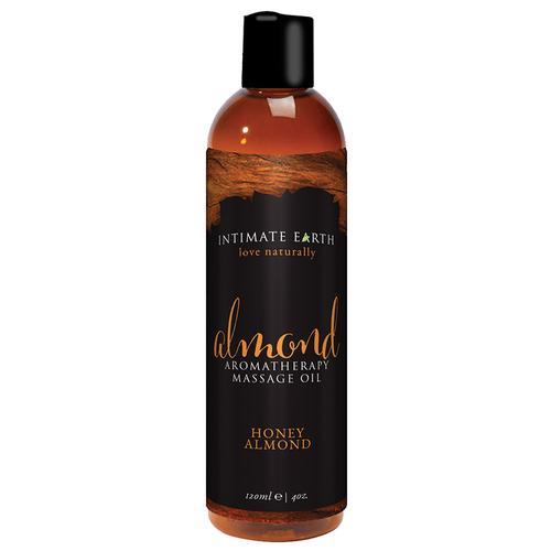 IE Honey Almond Massage Oil 120ml.