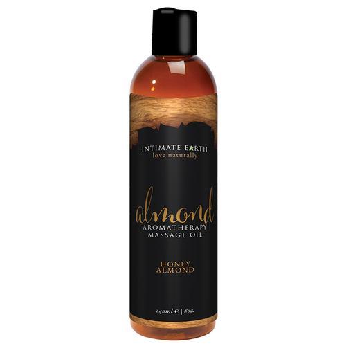 IE Honey Almond Massage Oil 240ml.